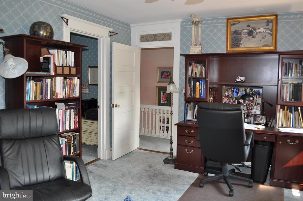Second bedroom and doors to hall and third bedroom - 11690 FREDERICK RD, ELLICOTT CITY