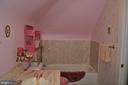 Third floor full bath - 11690 FREDERICK RD, ELLICOTT CITY