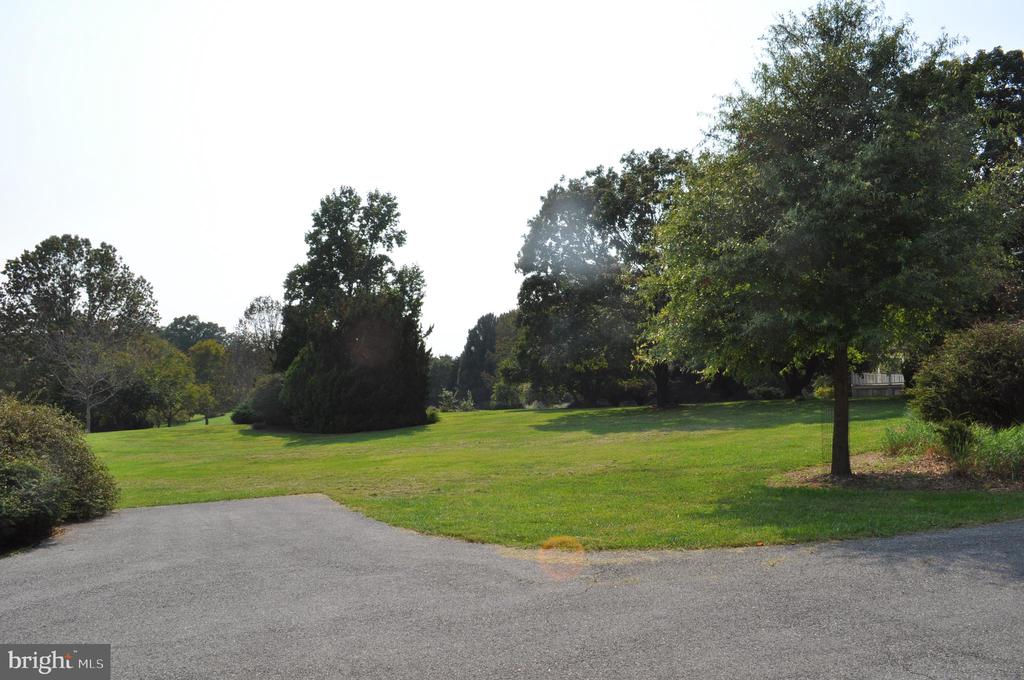 Lawn in front of the barns - 11690 FREDERICK RD, ELLICOTT CITY