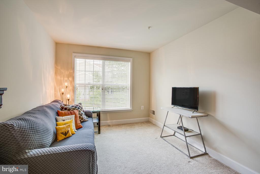 Basement bedroom seating area - 68 TABLE BLUFF DR, FREDERICKSBURG