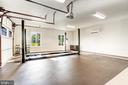 Lift in the Detached Garage - 40483 GRENATA PRESERVE PL, LEESBURG