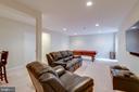 TV Viewing Area - 42972 THORNBLADE CIR, BROADLANDS