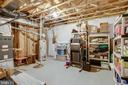Lower Level Storage - 42972 THORNBLADE CIR, BROADLANDS