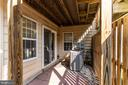 Lower Level Patio - 42885 GOLF VIEW DR, CHANTILLY