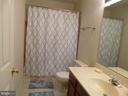 Hall Full bath - 4204 AVON DR, DUMFRIES