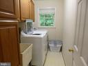 Laundry Room on upper level - 4204 AVON DR, DUMFRIES