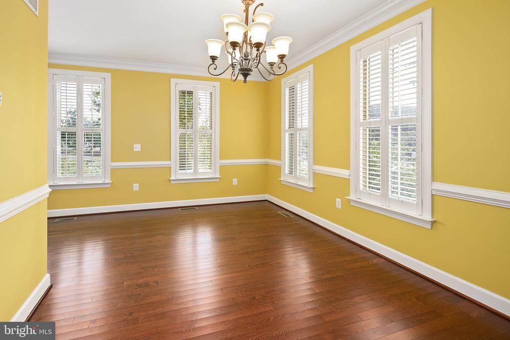 Living room - 2615 S KENMORE CT, ARLINGTON