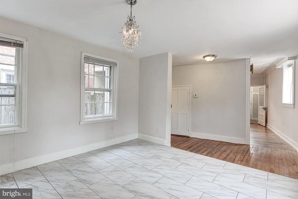 Dining Room - 139 W 3RD ST, FREDERICK