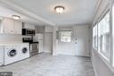 Upper Level Kitchen - 139 W 3RD ST, FREDERICK