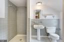 Primary Full Bath - 139 W 3RD ST, FREDERICK