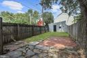 Patio | Secure Storage - 139 W 3RD ST, FREDERICK