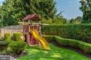 Backyard Play Set - 1910 ARMAND CT, FALLS CHURCH