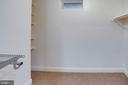 Walk-in Closet - 4525 MOSSER MILL CT, WOODBRIDGE