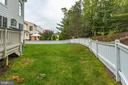 Private and Peaceful,  Golf course over berm - 4525 MOSSER MILL CT, WOODBRIDGE