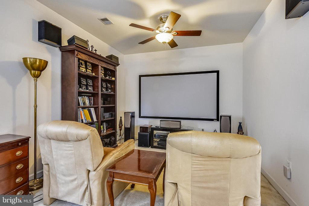 Sitting room/potential extra large closet - 19186 CHARANDY DR, LEESBURG