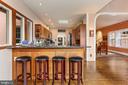 Kitchen - 408 JACKSON PL, ALEXANDRIA