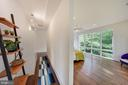 Upper Level Hall into Second Suite - 6649 VAN WINKLE DR, FALLS CHURCH