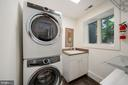 Main Level Laundry Room - 6649 VAN WINKLE DR, FALLS CHURCH