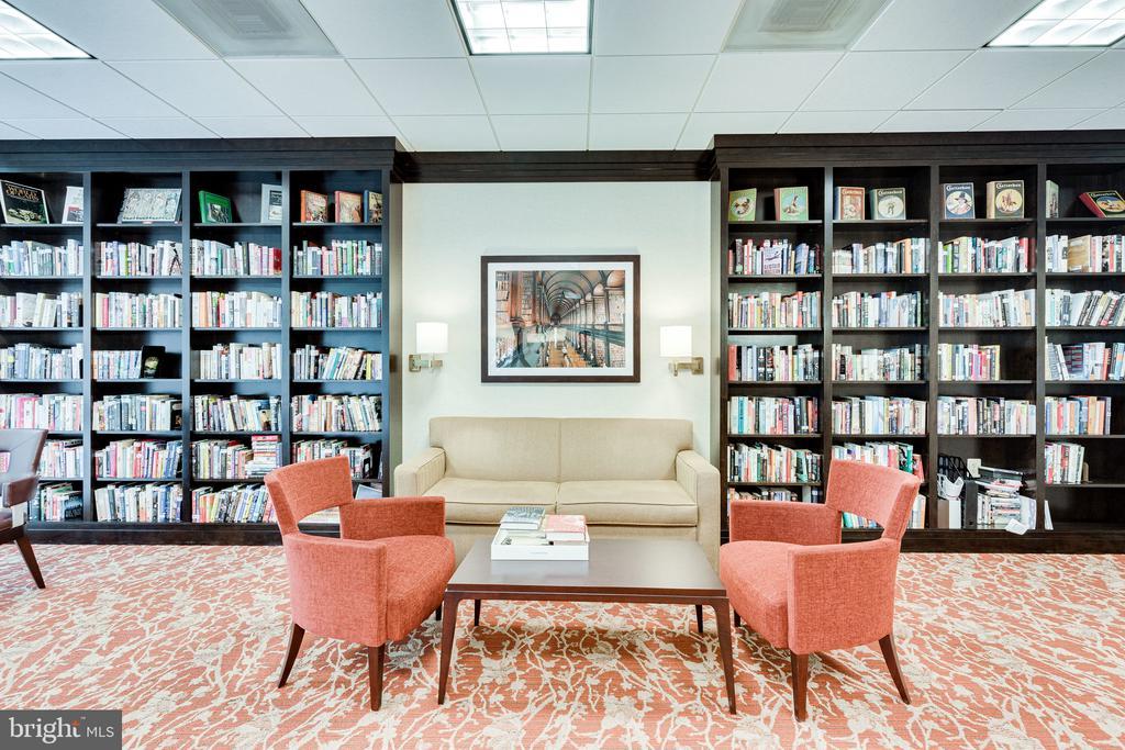 Library - 901 N MONROE ST #1501, ARLINGTON
