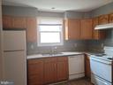 Kitchen w/ Granite Countertops - 208 MAYFIELD AVE, FREDERICKSBURG