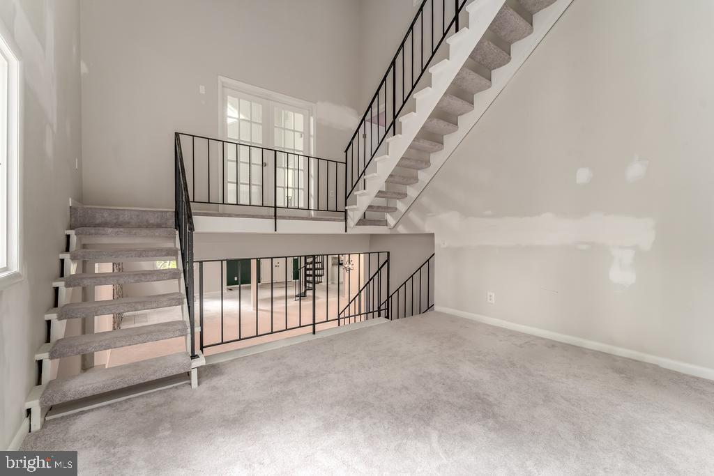 Two Story Ceiling in Loft & Second Staircase - 107 NINA CV, STAFFORD