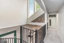 Upper Level Walkway/Overlook - 107 NINA CV, STAFFORD