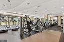Fitness Center - 7710 WOODMONT AVE #1102, BETHESDA