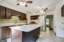 Kitchen Upper 1 Level - 14136 CRICKET LN, SILVER SPRING