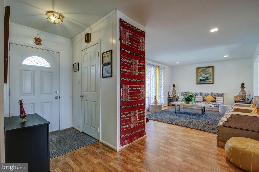 Main Level/Family Room - 12521 SUMMERWOOD DR, SILVER SPRING