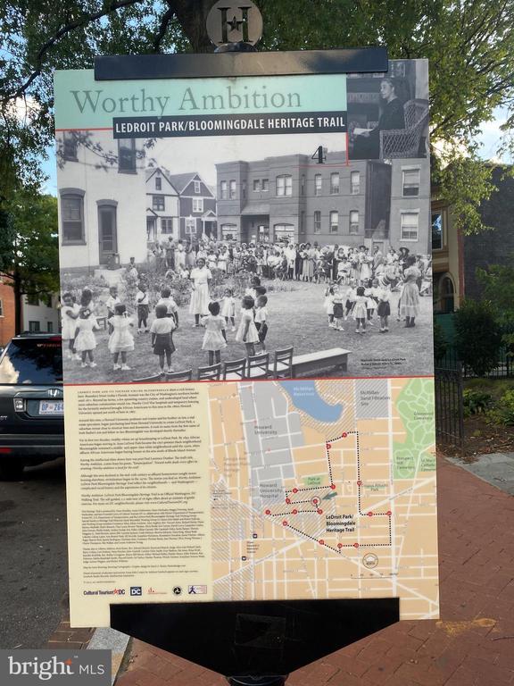 Ledroit Park Heritage Trail - 402 U ST NW, WASHINGTON
