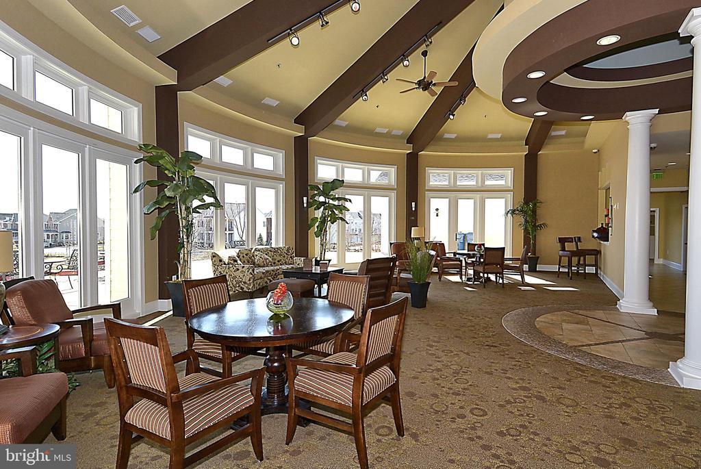 Community amenities - 23542 HOPEWELL MANOR TER, ASHBURN