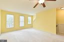 Main Level Living Room features W-W carpeting - 42791 SMALLWOOD TER, CHANTILLY