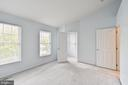 Master BR featuring Walk in Closet - 42791 SMALLWOOD TER, CHANTILLY