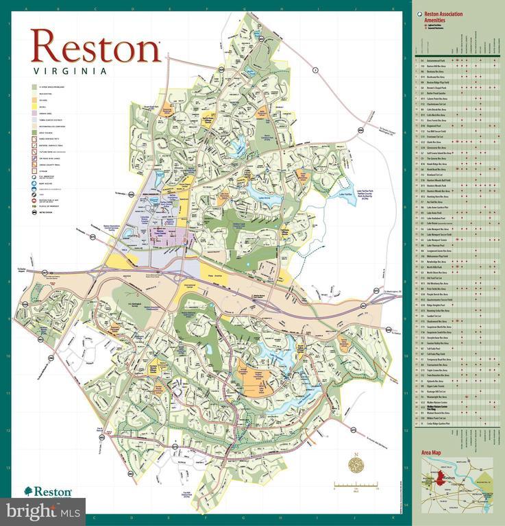 Reston Community Map - 11704 NEWBRIDGE CT, RESTON