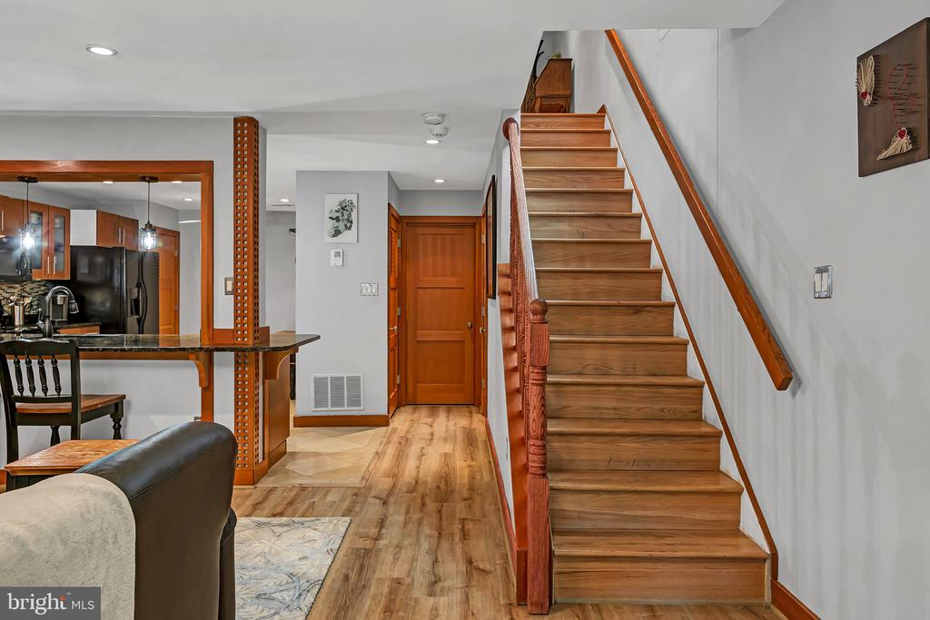 Lower level - 1733 S HAYES ST #A-1, ARLINGTON