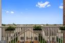 Balcony Faces West - Enjoy STUNNING Sunsets! - 20505 LITTLE CREEK TER #302, ASHBURN