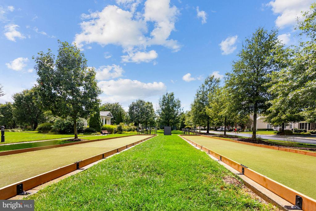 Anyone Up for a Game of Bocce Ball? - 20505 LITTLE CREEK TER #302, ASHBURN