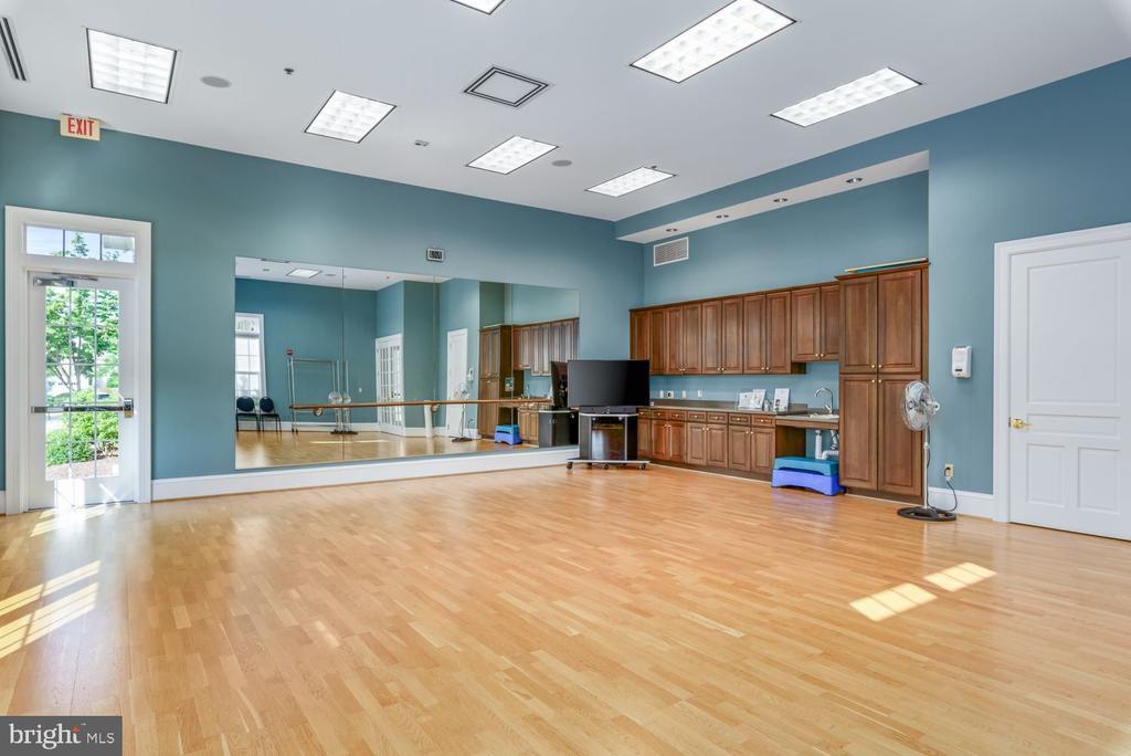Abingdon Room - Great for Yoga or Dance Classes! - 20505 LITTLE CREEK TER #302, ASHBURN