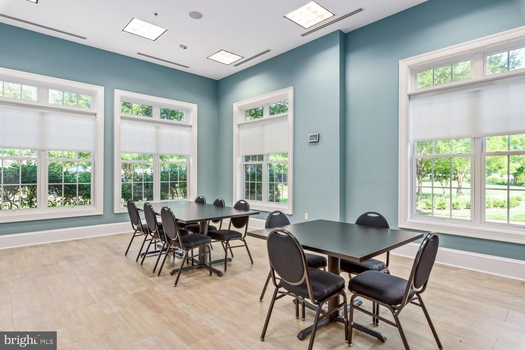The Bluefield Room - Great for Small Meetings! - 20505 LITTLE CREEK TER #302, ASHBURN