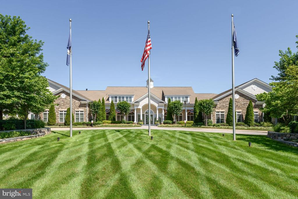 Impressive & Stately 29,000 Square Foot Clubhouse! - 20505 LITTLE CREEK TER #302, ASHBURN