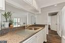 Granite Counters and Classic White Cabinetry - 901 N MONROE ST #601, ARLINGTON
