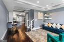 Hardwood Floors - 1609 LEVIS ST NE, WASHINGTON