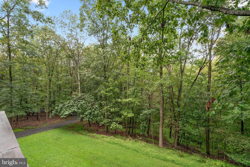 Secluded Backyard - 7335 DANCE HALL RD, FREDERICK