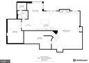 Lower Level Floor Plan - 7549 FINGERBOARD RD, FREDERICK