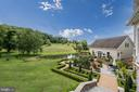 Irrigated Parterre Garden & Guest House - 7549 FINGERBOARD RD, FREDERICK