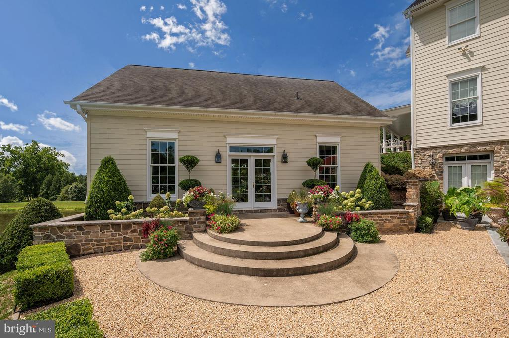 Detached Guest House / Office-Rear - 7549 FINGERBOARD RD, FREDERICK