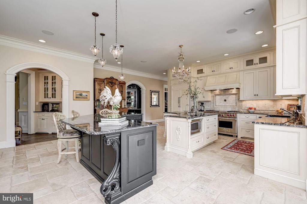 Embellished Cabinetry & Exotic Stone Tops - 7549 FINGERBOARD RD, FREDERICK