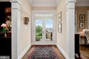 Extended Side Hall & French Doors - 7549 FINGERBOARD RD, FREDERICK