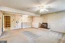 Family room - 16509 MAGNOLIA CT, SILVER SPRING