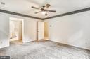 Primary bedroom - 16509 MAGNOLIA CT, SILVER SPRING
